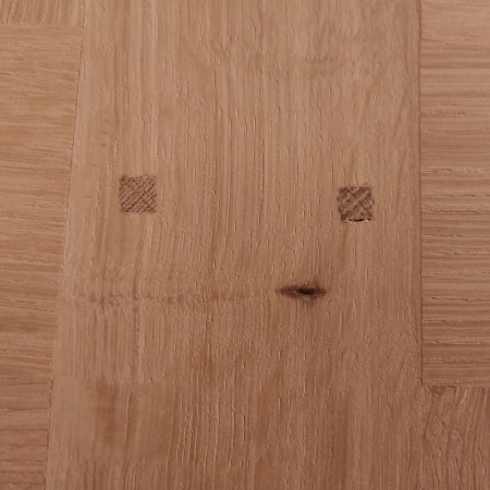 Solid Versailles - Oak, Brut, Smooth