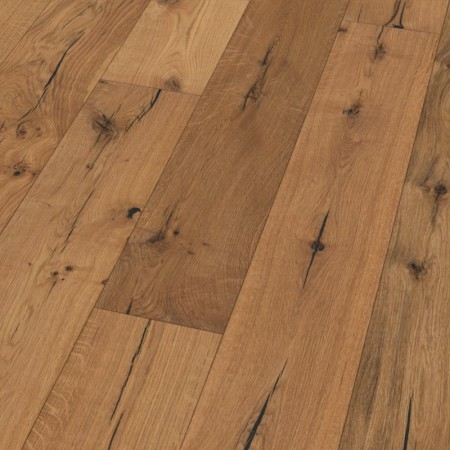Oak Classic Brushed Oil 190/150 mm