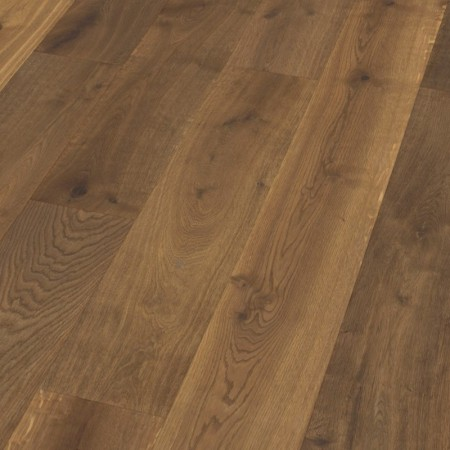 Oak Light Smoked Natur/Markant Oil 130/180 mm