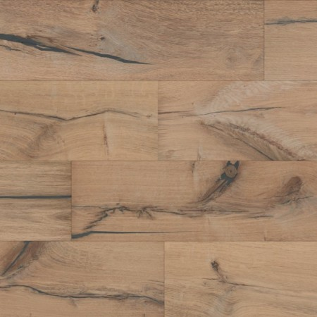 Oak Classic Brushed Invisible Oil 190 mm