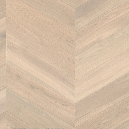 chevron 60 degree oak natural parquet Breeze Canterbury 4v