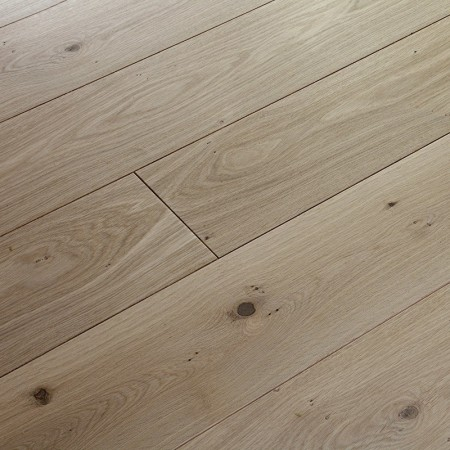 Large Floor Boards Oak Brut 250/350 / 19MM