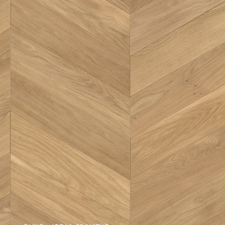 chevron 60 degree oak natur parquet Dune Swindon 4v