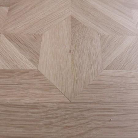 detail Oak Chenonceau parquet