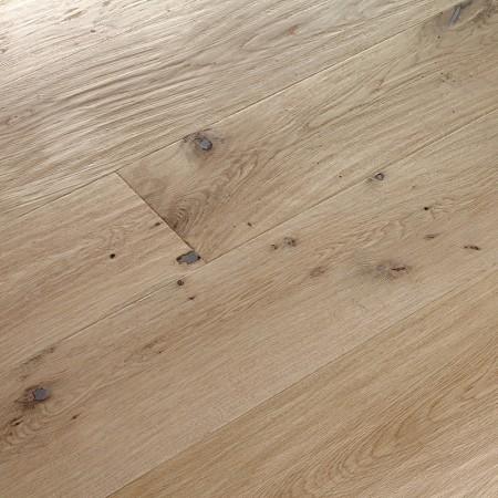 Large Floor Boards Oak Brut Antique Handscraped 250/350 / 19MM