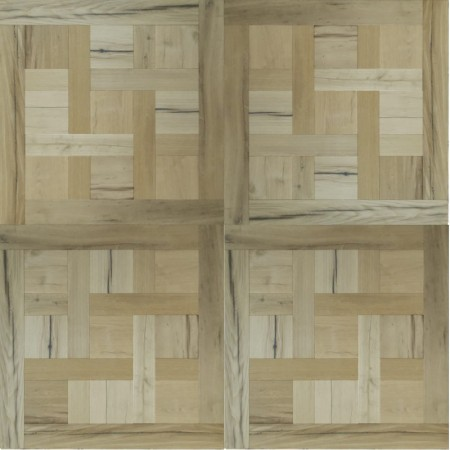 Multi-Layer Chantilly - Old Oak, Beveled, Unfinished
