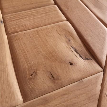 Solid Versailles - Old Oak, Beveled, Brut