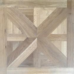 Multi-Layer Columba Pattern - Oak Natur Distressed Oil LAR