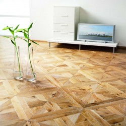 3 Layer Grand Palais - Oak Stonewash Oil White Natur TEK