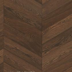 chevron 60 degree oak natural parquet  Lava Plymouth 4v