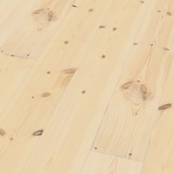 Large Floor Boards Nordic Pine A/B Brut 187/137 / 27/21 MM
