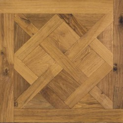 Multi-Layer Bordeaux Oak Rustic - Oil