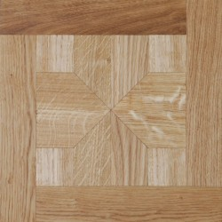 Solid London Panel - Oak Natur BRUT GUN