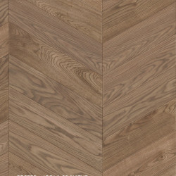 Chevron Oak - Copper Leicester 4V