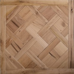 Solid Versailles - Old Oak, Beveled, Unfinished