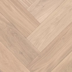 Herringbone Parquet Oak Nature - Coral 4V