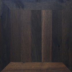 Solid Rom Panel - Oak Smoked Natur BRUT GUN