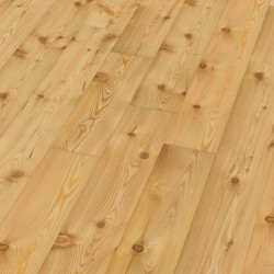 Large Floor Boards Siberian Larch A/B Brut 135/20MM