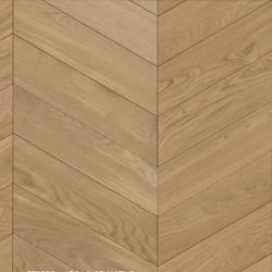 Chevron Solid Wood Oak - Steppe Liverpool 4V