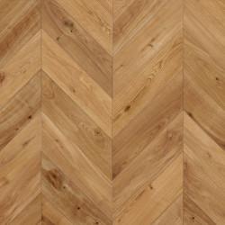 chevron massive oak rustic parquet 45 degree Sienna Swansea 4v