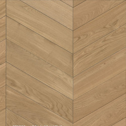 Chevron Solid Wood Oak - Steppe Liverpool 4V