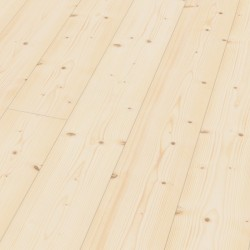 Large Floor Boards Spruce Nordic A Brut 182/137 27/21MM