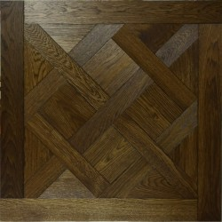 Multi-Layer Bordeaux Oak - Beveled Oiled NH