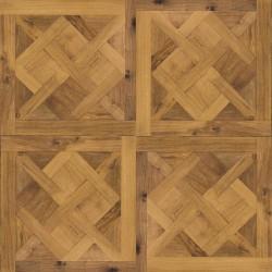 Multi-Layer Bordeaux Oak Rustic - Oil