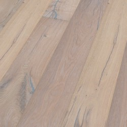 Oak Classic Brushed 15% White Oil 190 mm