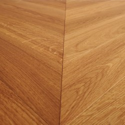2 Layer Chevron Oak Select - Oil Beveled 4V