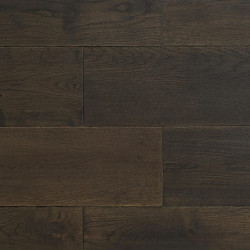 Solid Oak RA Oiled Black