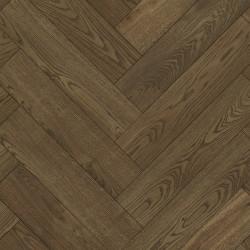 Herringbone Solid Wood Parquet Oak - Tabaco 4V