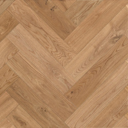 Herringbone Parquet Oak Nature - Amber 4V