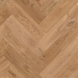 Herringbone Parquet Oak Nature - Amber 4V