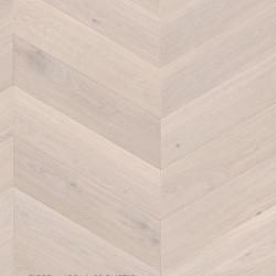 chevron 60 degree oak rustic parquet Fiord Southampton 4v