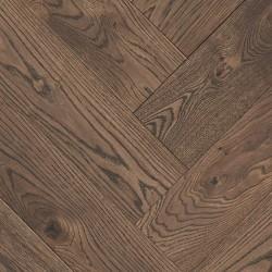 Herringbone Parquet Oak Rustic - Dusk 4V