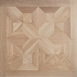 Solid Chenonceau - Oak, Smooth, Unfinished