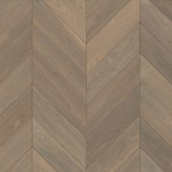 Chevron Flooring Oak - Storm Sheffield 4V