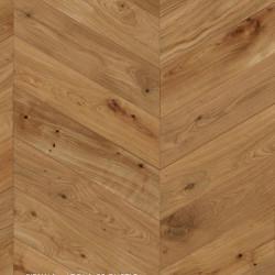 chevron massive oak rustic parquet 60 degree Sienna Swansea 4v