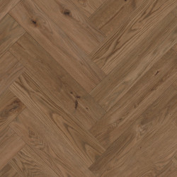 Herringbone Parquet Oak Nature - Cloud 4V