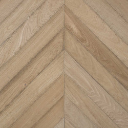 Chevron Engineered Parquet - Saw Marks BRUT 4V Newtown