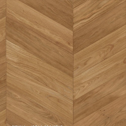 chevron massive oak natural parquet 60 degree Sienna Swansea 4v