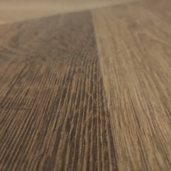 chevron massive oak smoked natural - 4V raw Worcester detailed