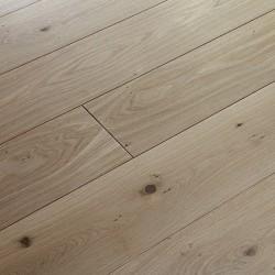 Large Floor Boards Oak Brut 250/350 / 19MM