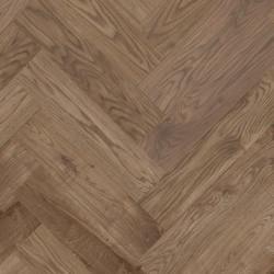 Herringbone Parquet Oak Nature - Copper 4V