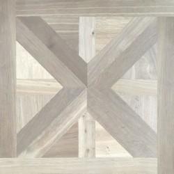 Multi-Layer Columba Pattern - Oak Rustic BRUT LAR