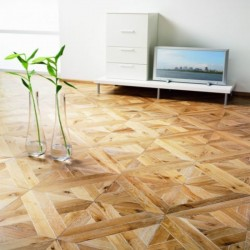 3 Layer Grand Palais - Oak Oil White Natur TEK