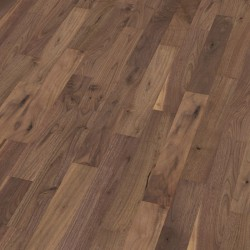 Walnut American Rustic 70 mm Brut