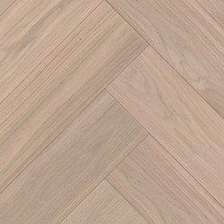 Herringbone Parquet Oak Nature - Dust 4V