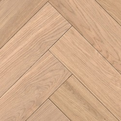 Herringbone Parquet Oak Nature - Steppe 4V